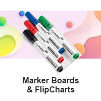 Marker Boards & FlipCharts