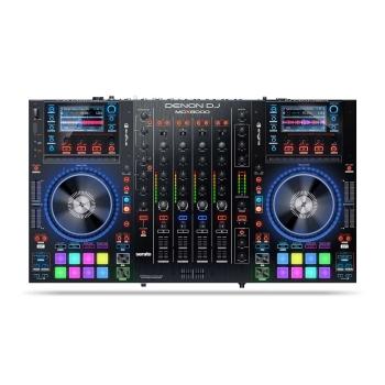 Denon MCX8000 Professional 4 Channel Software & USB DJ Controller