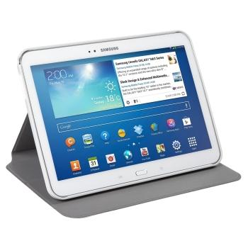 "Targus EverVu Case for Samsung Galaxy Tab 4 10.1"""