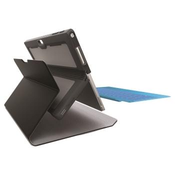 "Targus Foliowrap Case for Microsoft Surface Pro 4 (12.3"") Tablet - Black"