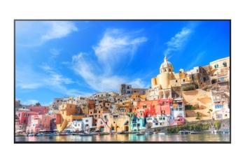 "Samsung QM85D 85"" Slim Direct-Lit 4K UHD LED Display"
