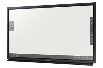 "Samsung DM82E-BM 82"" Hybrid Touch SMART Signage Interactive Whiteboard Display"