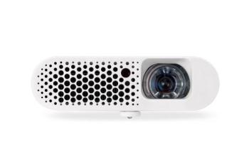 BenQ GS1 WXGA 300 Lumens DLP Portable Projector for Outdoor Family