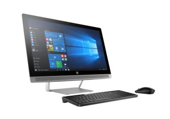 HP ProDesk 440 G3 All in One Desktop PC (Intel Core i7 with Intel HD Graphics 630, 8GB, 1TB, Windows 10 Pro, 1 YR Warranty)