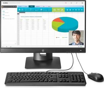 HP 3CN12AA t310 Thin Client Desktop (ZC / USB Business Slim)