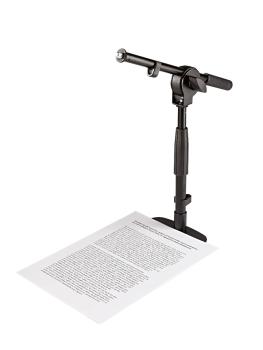 K&M 25995 Floor & Tabletop Microphone Stand