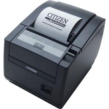 Citizen CT-S601 203 dpi Receipt Printer USB, 8 Dots/mm, Black