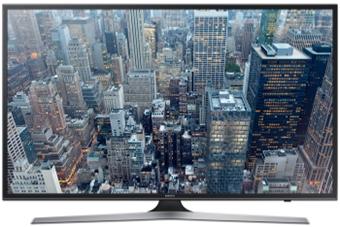 """Samsung 6 Series 55"""" JU6400 UHD 4K Flat Smart TV Display"""