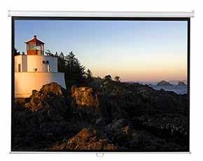 "Anchor ANWMB-92HD 200x113 cm 90"" Diagonal 16:9 Aspect Manual Projector Screen"
