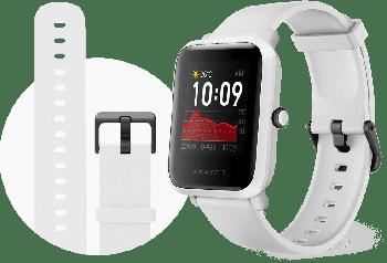 Amazfit Bip S White Rock Smart Watch