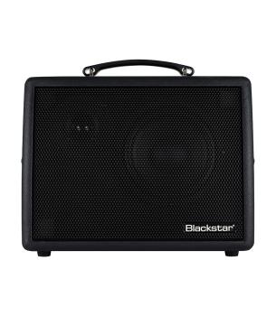 "Blackstar BA153012 Sonnet 120 -1 x 8""-1 x 1"" 120 Watt Black Acoustic Guitar Combo Amplifier"