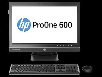 "HP ProOne 600 G1 All-in-One PC (J4U62EA) 21.5"" (Core i5, 500GB, 4GB Win 8.1 Pro)"