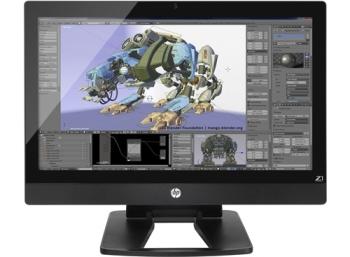 "HP Z1 G2 Workstation (G1X48EA) 27.0"" (Xeon, 256GB, 8GB, Win 8.1)"