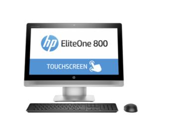 HP P1G69EA EliteOne 800 G2 All-in-One Touch PC, (Intel Core i5-6500, 8GB DDR4 RAM, 1TB HD, W10Pro64)
