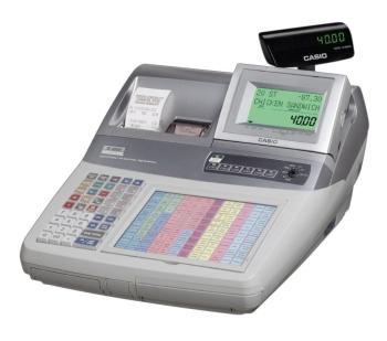 Casio Electronic Cash Register TE-4000F