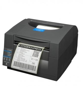Citizen CL-S521 203 dpi Receipt Printer USB, 8 Dots/mm, Black