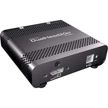 Matrox DualHead2Go DP Edition External Graphics Expansion Module