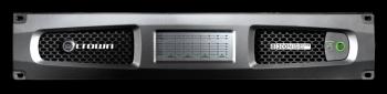 Crown DCi 8|300N EU Eight-Channel 300W BLU Link Amplifier