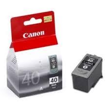 Canon PG-40 Black Original Ink Cartridge (PG-40 Blk)