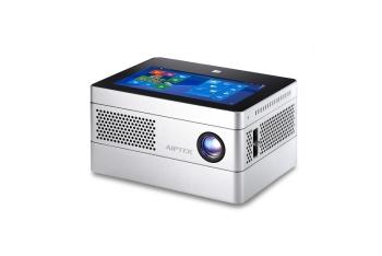 Aiptek iBeamBlock L400 Deluxe Stackable HD DLP Projector