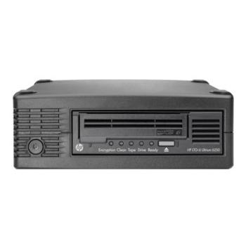 HPE StoreEver LTO-6 Ultrium 6250 External Tape Drive