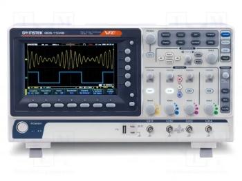 GW Instek GDS-1104B 4 Channel Digital Storage Oscilloscope