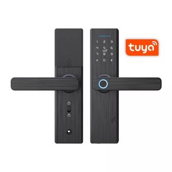 DMSMART R9 WiFi Biometric Fingerprint & Handle Digital Keyless Door Lock