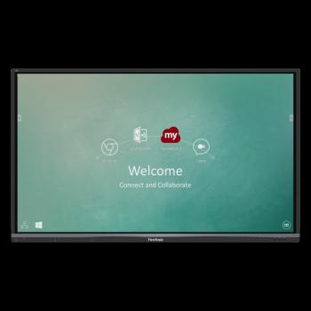 "ViewSonic IFP6550-2 65"" ViewBoard 4K Interactive Display"