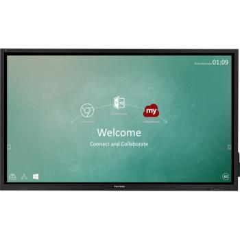 "ViewSonic IFP7530 ViewBoard 75"" 4K Interactive Display"