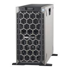 Dell Power Edge T440 Server, (Intel Xeon Silver 4210, 8GB RDIMM)