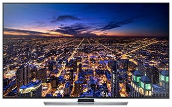 """Samsung 7 Series 85"""" JU7000 UHD 4K Flat Smart TV Display"""
