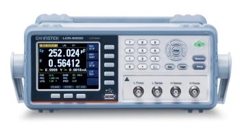 GW Instek LCR-6300 High Precision LCR Meter