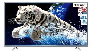 Hitachi LD55HTS04U-CO 55 inch 4K Ultra HD Smart LED TV