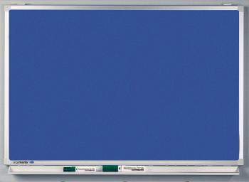Legamaster 7-140554 Professional Felt Pinboard 90 x 120 cm Blue