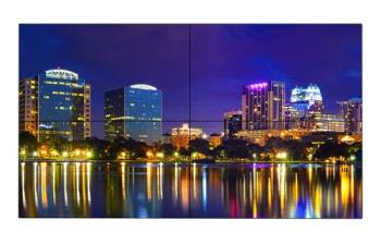 "LG 55"" Extraordinary Premium Video Wall Panel 55VH7B-H"