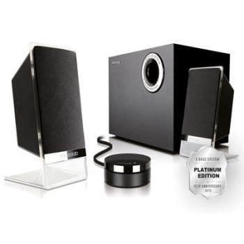 Microlab Platinum 2.1 Speaker (Wired Remote) [MCL M200PL]