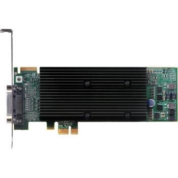 Matrox M9120 512MB PCI Express x1 Low-Profile Graphics Card