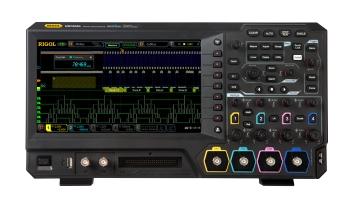 Rigol MSO5104 100MHz 4 Channel Digital Oscilloscope