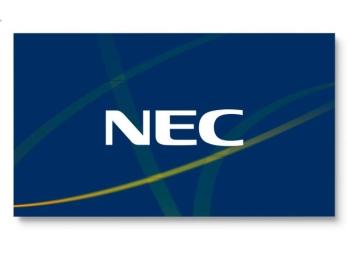 "NEC MultiSync UN552V LCD 55"" Video Wall Display"