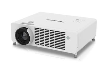 Panasonic PT-LRW35 1.3x Manual Zoom Throw Ratio 1.28–1.69:1. 1-Chip DLP™ Projector