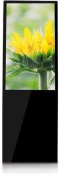"Prestigio PDSIM43SAN0P DS Totem Slim 43"" Digital Totem Signage"
