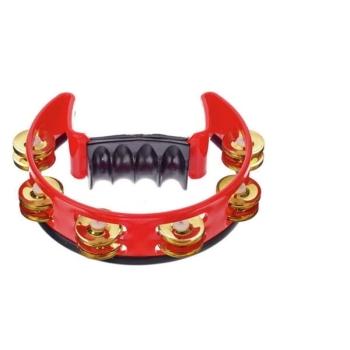 Pearl PTM-50BHR Ultra Grip Brass Jingle Tambourine