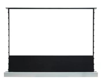 "DMInteract 120"" 16:9 Motorized Floor Rising Projector Screen"