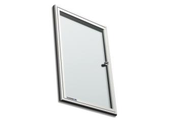 Legamaster PREMIUM Indoor Showcase Whiteboard, Swing Door 353x476 mm