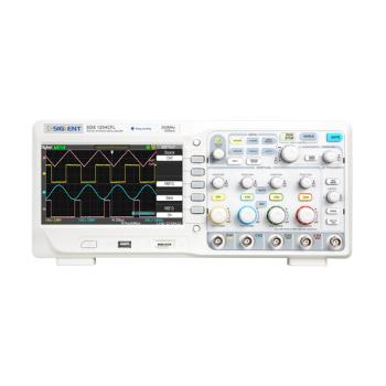 Siglent SDS1104CFL 100MHz Four Channel Digital Oscilloscope