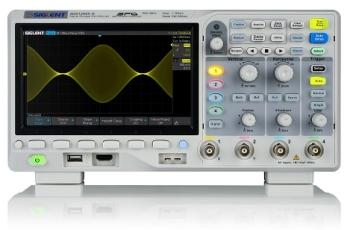 Siglent SDS1204X-E 200MHz Four Channel Oscilloscope
