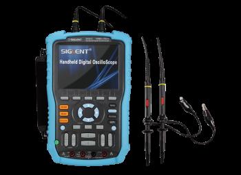 Siglent SHS810 100MHz Handheld Digital Oscilloscope