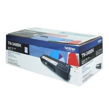 Brother Black Toner Cartridges TN-348BK