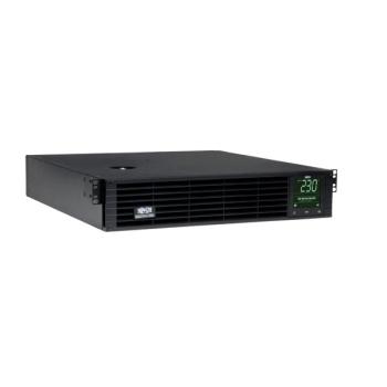 Tripp Lite SmartPro 230V 1.5kVA 1.35kW Line-Interactive Sine Wave UPS, 2U, Extended Run