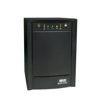Tripp Lite SmartPro 230V 750VA 500W Line-Interactive Sine Wave UPS, Tower